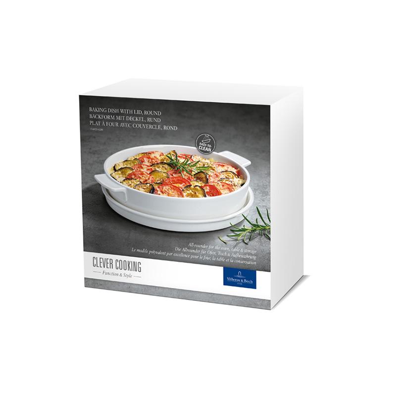 VB – Forma do pieczenia 28 cm Clever Cooking (6)