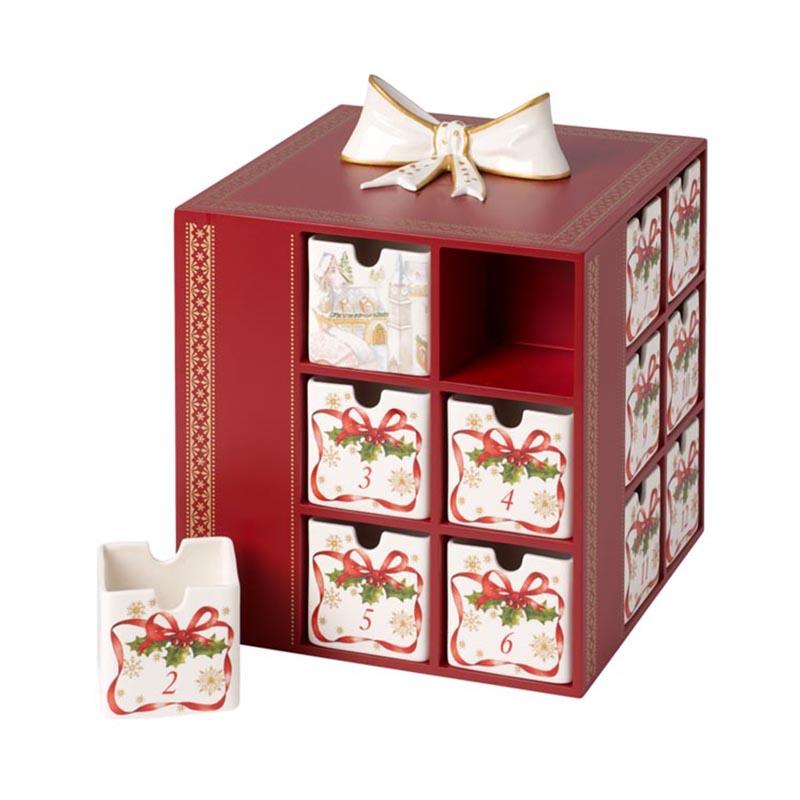 Kalendarz adwentowy Christmas Toys Villeroy & Boch (1)