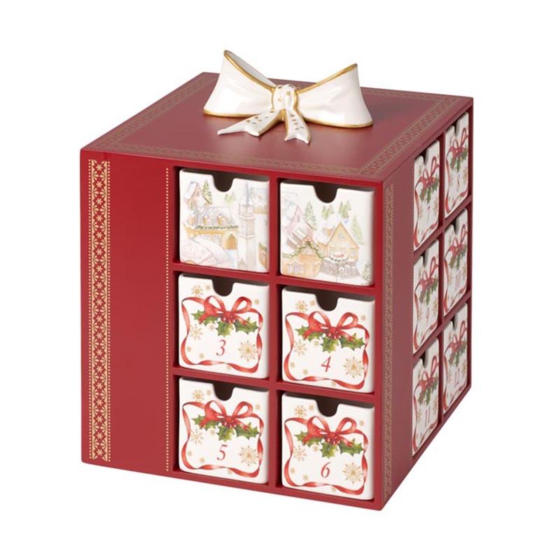 Kalendarz adwentowy Christmas Toys Villeroy & Boch (2)