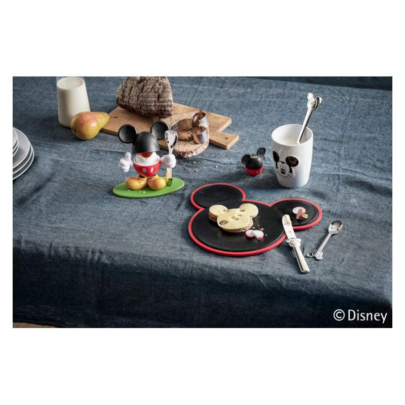 WMF - Zestaw 4 łyżeczek+ solniczka,Myszka Miki (3)