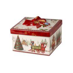VB- Pojemnik na słodycze Pociąg Christmas Toys