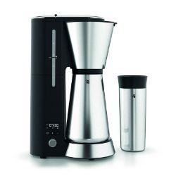 WMF EL- Ekspres do kawy+kubek termiczny,srebrny