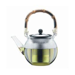 BODUM - Zaparzacz do herbaty z bam.u, 1.0 l, Assam