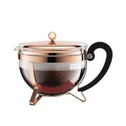 BODUM -Zaparzacz tłokowy do herbaty 1,3l miedziany