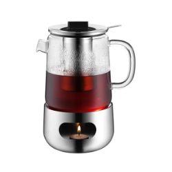 WMF - Dzbanek do herbaty z podgrzewaczem 1,3 l