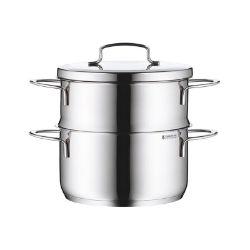 WMF - Garnek z wkładem do gotowania na parze 1,5 l