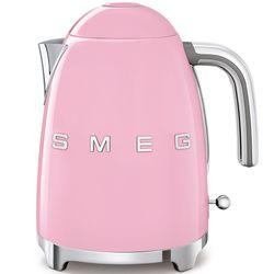 SMEG Czajnik elektryczny. pastelowy róż