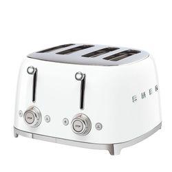 Toster na 4 kromki, biały