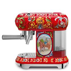 SMEG Ekspres do kawy Dolce&Gabbana