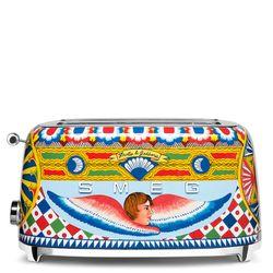 SMEG Toster na 4 kromki Dolce&Gabbana