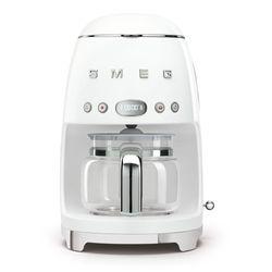 SMEG Ekspres do kawy. przelewowy, biały