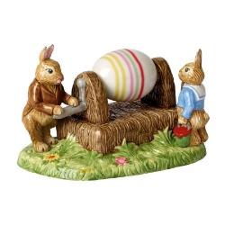 Figurka króliki malujące jajka Bunny Tales Villeroy & Boch