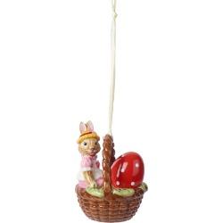 Zawieszka Anna w koszyku Bunny Tales Villeroy & Boch