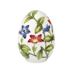 Goebel Pojemnik jajko mały Vivid Floral Splendour Fitz and Floyd GOEBEL