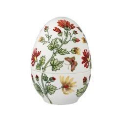 Goebel Pojemnik jajko duży Colourful Flora Fitz and Floyd