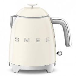 SMEG Czajnik elektryczny mini 0.8 l 50's Style kremowy