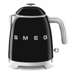 SMEG Czajnik elektryczny mini 0.8 l 50's Style czarny