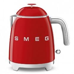 SMEG Czajnik elektryczny mini 0.8 l 50's Style czerwony