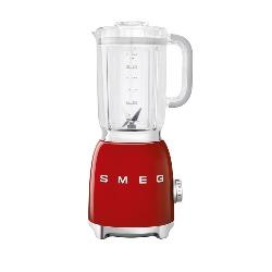 SMEG-Blender, kielich o pojemności 1,5 l,Czerwony
