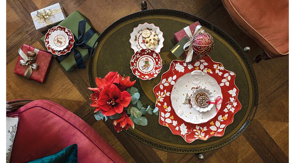 Inspiracje świąteczne od Villeroy&Boch